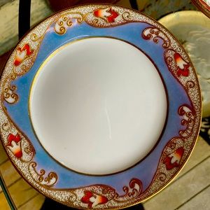 Two Japanese Side Plates